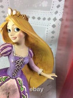 Jim Shore Disney Rapunzel Daring Heights 4045240 Tangled Beautiful With Box