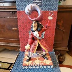 Jim Shore Disney Traditions Beware' Captain Hook And Mr Smee Peter Pan