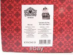 Jim Shore Disney Traditions Mickey Méfiez-vous Du Patch De Citrouille 4016580