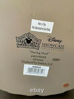 Jim Shore Disney Traditions Peter Pan Daring Duel
