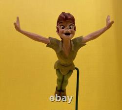 Jim Shore Disney Traditions Peter Pan S'envoler Vers Les Étoiles