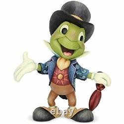 Jim Shore Disney Traditions Pinocchio Jiminy Cricket Big Fig Ships Globally