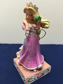 Jim Shore Disney Traditions Raiponce Et Pascal Tangled Figurine 4037514 Nib