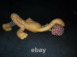 Jim Shore Pour Enesco Disney Traditions Pluton Figurine, Ornement De Cour