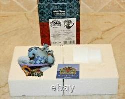 Jim Shore Rare Aladdin Genie Lampe Illuminer Les Possibilités 4020803 Nib