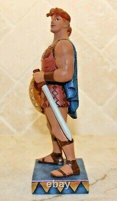 Jim Shore Très Rare Hercules Héros Mythique 4055406 Nib