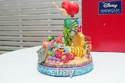 Little Mermaid Ariel Under The Sea Musical Disney Traditions Jim Shore Statue