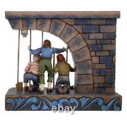 Nouveau Disney Parks Pirates Of The Caribbean Jail Scene Jim Shore Figurine Figure