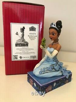 Nouveau Jim Shore Disney Traditions Tiana Princess Frog 4054276 Resilient Romantic
