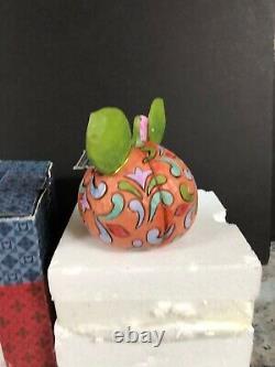 Oreilles Vertes Disney Jim Shore 4027939 Happy Halloween Minnie Mouse Jol Citrouille