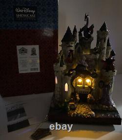 Rare Disney Jim Rivage Halloween Villains Tower Of Fright Maléfique Ursula Mib
