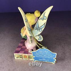 Tinkerbell Figurine Disney Traditions Showcase Jim Shore Enesco Octobre Avec Boîte